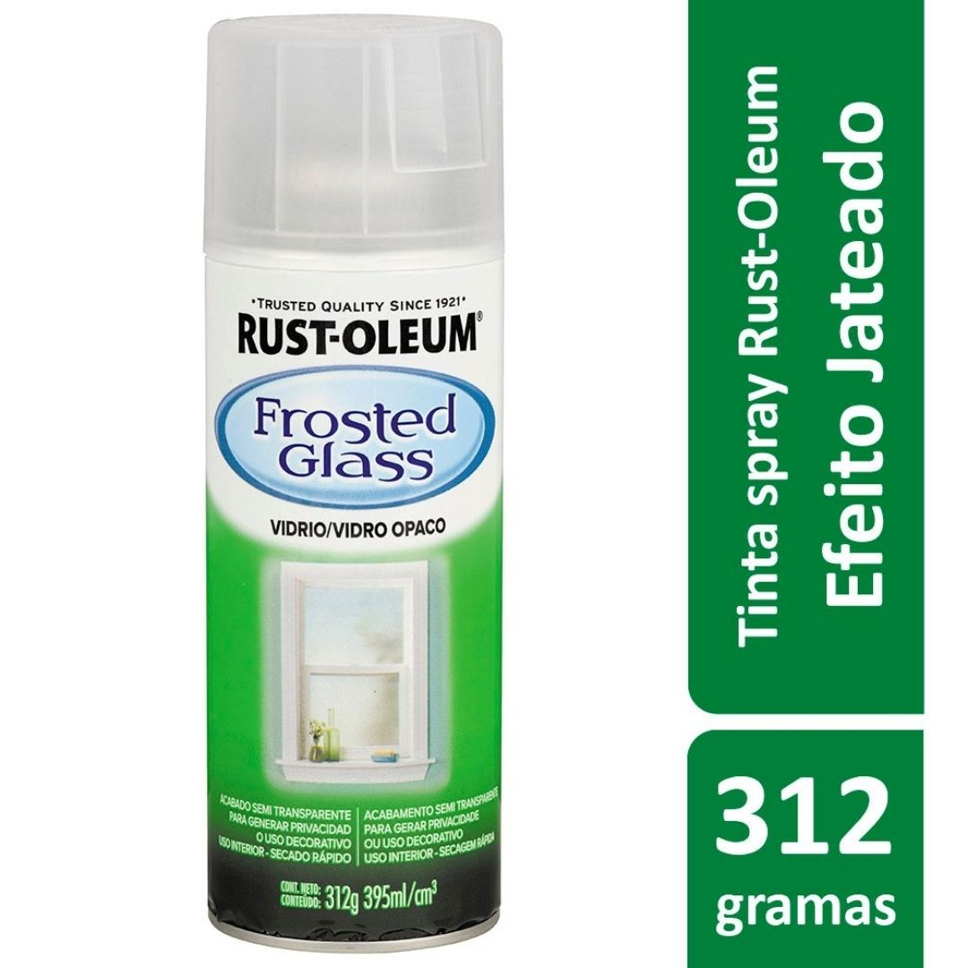 Tinta Spray Esmerilado Transparent Ref: 21308 Rust Oleum
