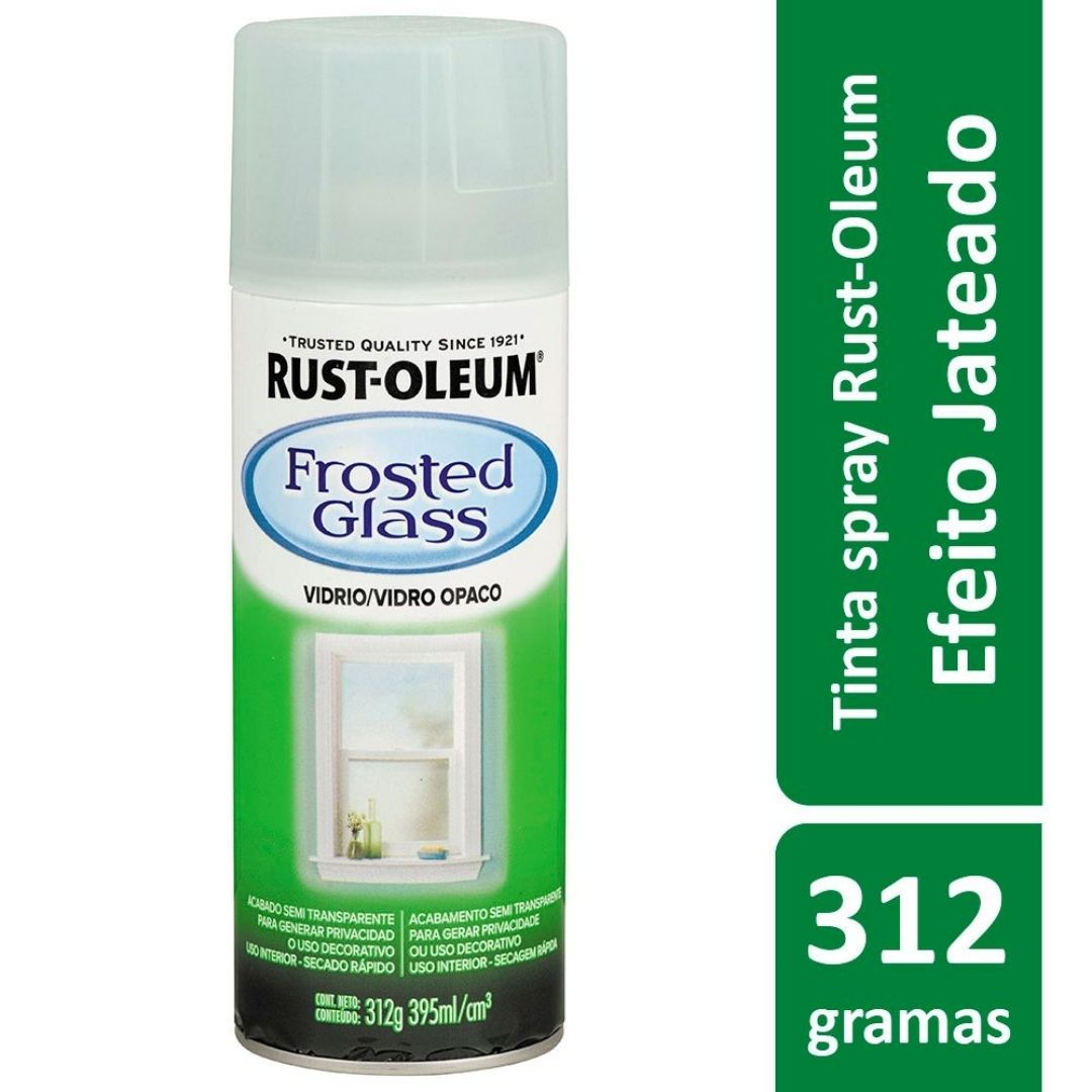 Tinta Spray Esmerilado Verde Ref: 21309 Rust Oleum