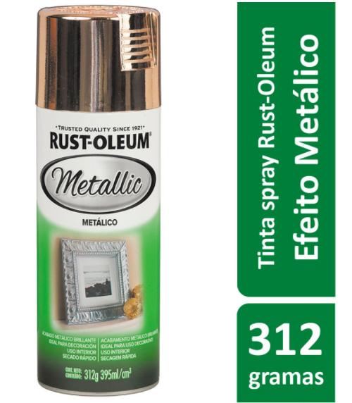 Tinta Spray Metallic Bronze Rust Oleum