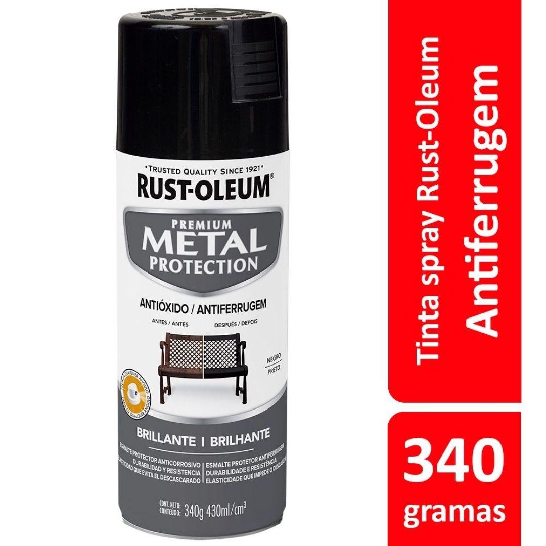 Tinta Spray MP Brilhante Preto Ref: 21303 Rust-Oleum