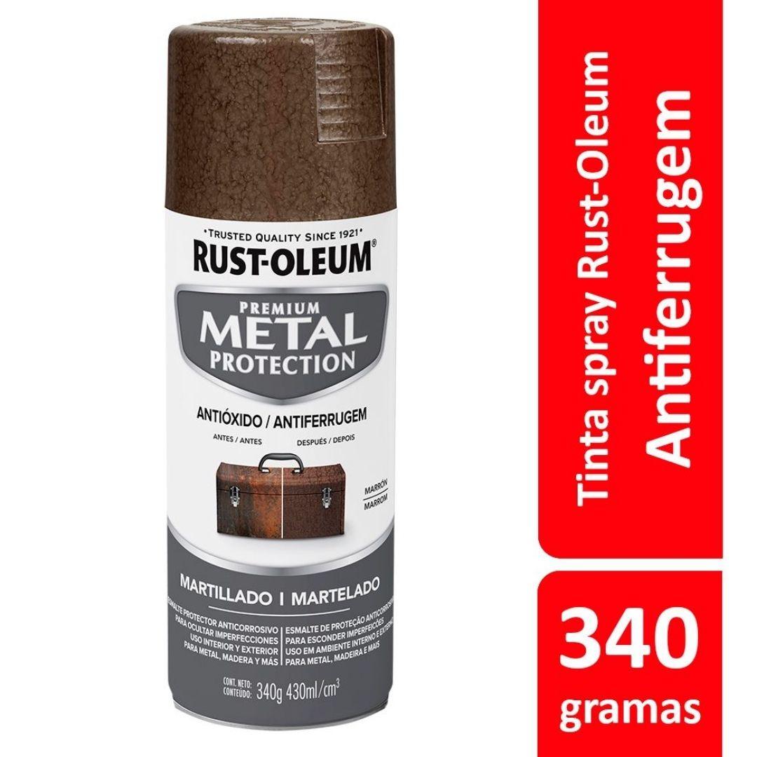 Tinta Spray MP Martelo Marrom Ref:  25762 Rust- Oleum