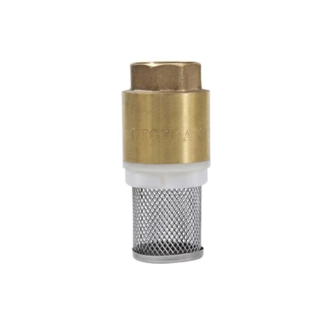 Válvula Fundo de Poço Metal 1.1/2 Wog