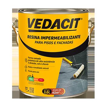 Vedacil Resina Impermeabilizante 3,6 litros Vedacit