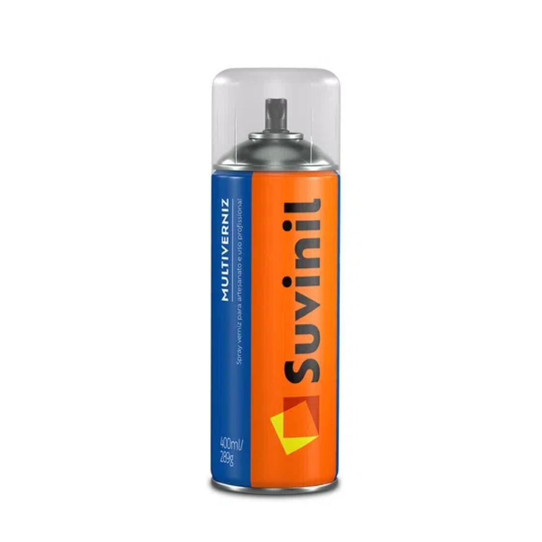 Verniz Spray Natural Brilhante 400ml Suvinil