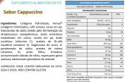 COLLAGEN SLIMCOL 300g Cappuccino - Colágeno Verisol + Ácido Hialuronico