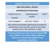 DIET VITA STÉVIA + XYLITOL - ADOÇANTE LIQUIDO