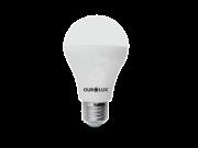 LAMPADA LED 9W 6.5K BULBO OUROLUX