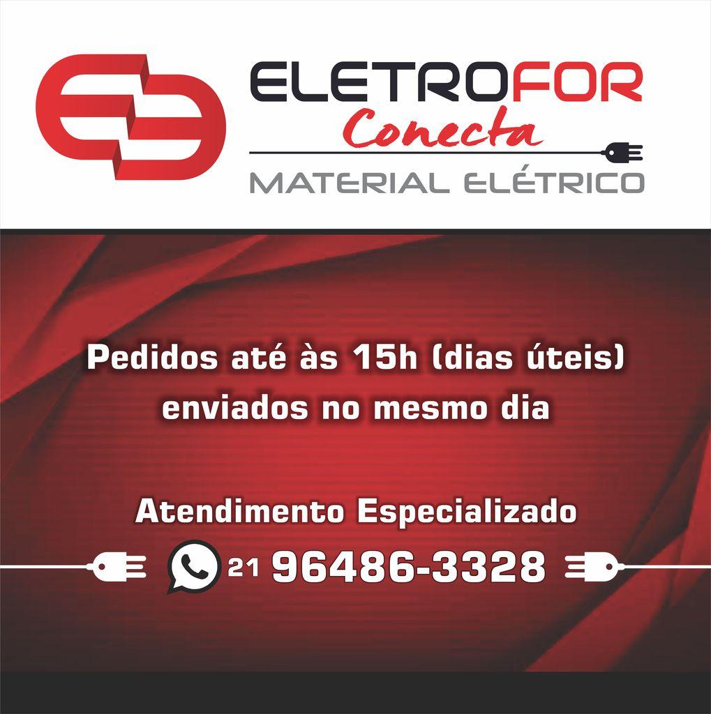 CHAVE PARTIDA DIRETA MONOFASICA PDWM04 127V WEG 1CV