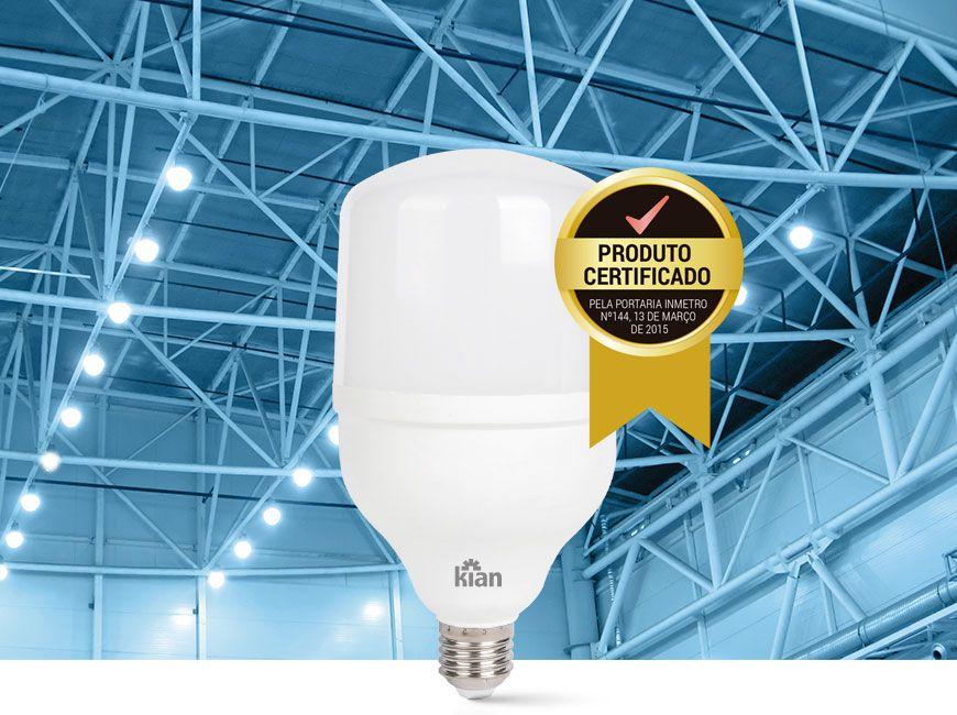 LAMPADA LED 30W BIV 6.4K KIAN