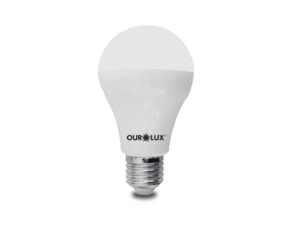 LAMPADA LED 6W 6.5K E27 OUROLUX