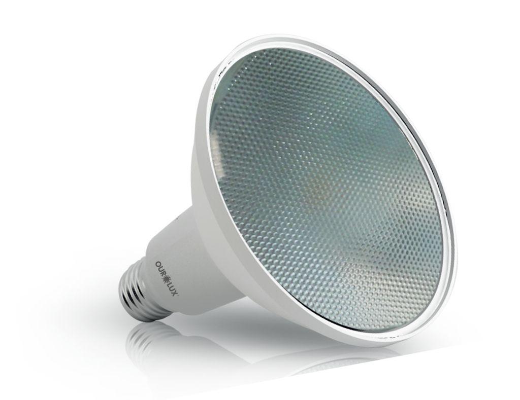 LAMPADA LED PAR38 12W 6400K OUROLUX