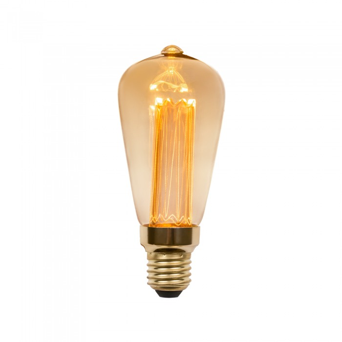 LAMPADA LED RETRO GUIDE ST64 3W 2K MB
