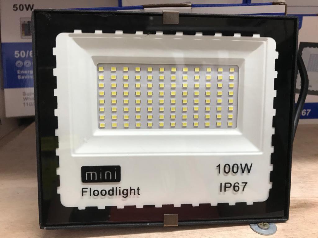 REFLETOR LED 100W 6K JORTAN
