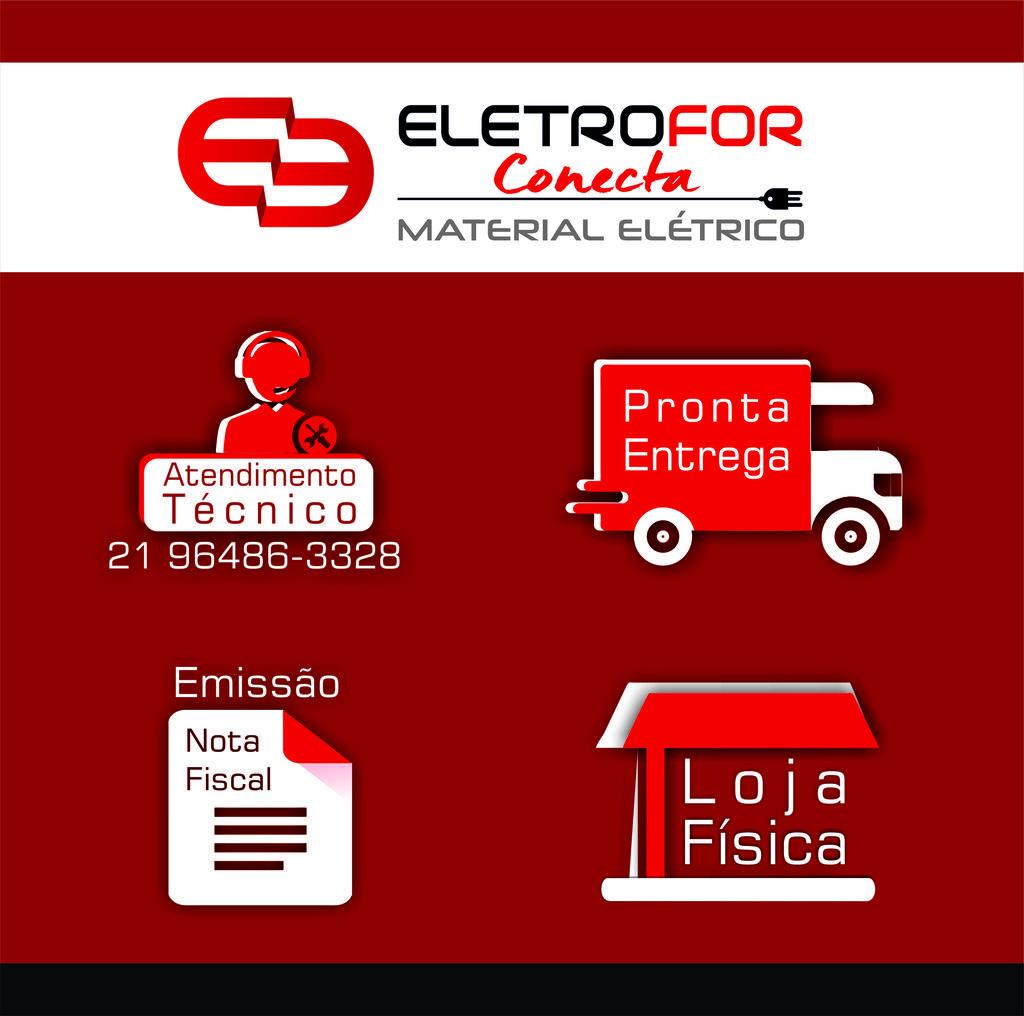 SPOT LED RED 5W COB 6.5K BIV ECONOMAX