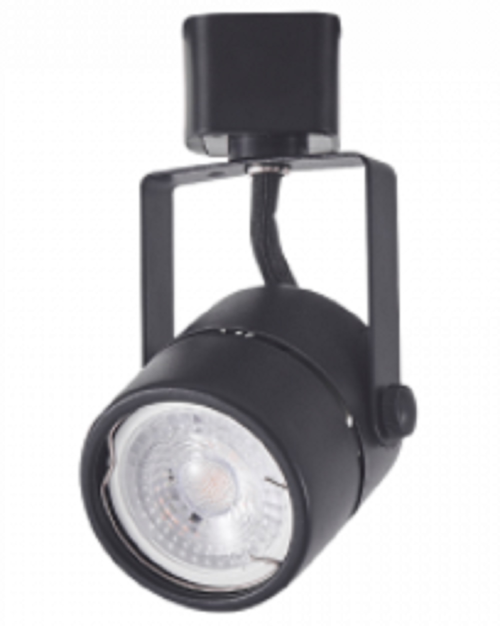 SPOT PARA TRILHO MR16/GU10 PRETO GADITA SEM LAMP