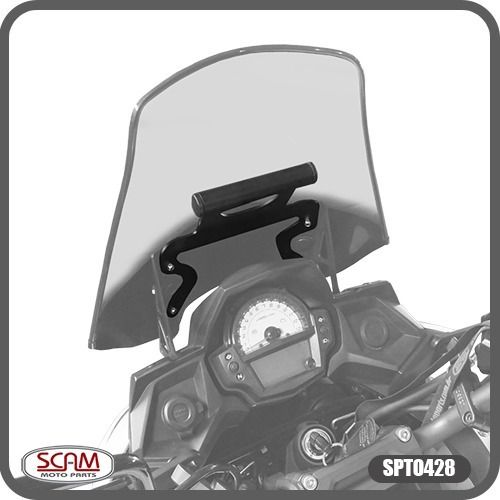 Spto428 Suporte GPS Kawasaki Versys 650 2015+