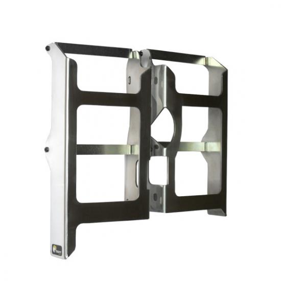 S127 Protetor de radiador MXF 250 2013 a 2016