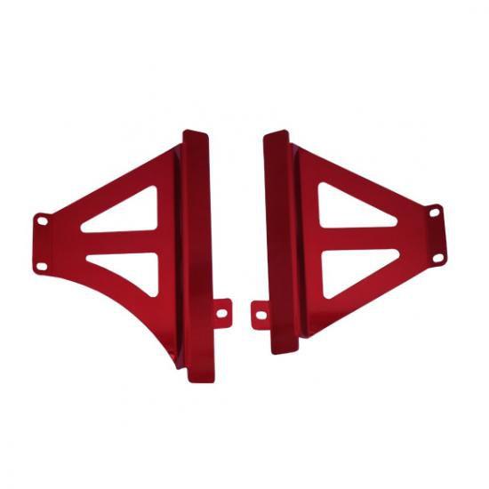 S177 Protetor De Radiador Mx para Crf 450r 2013 2014