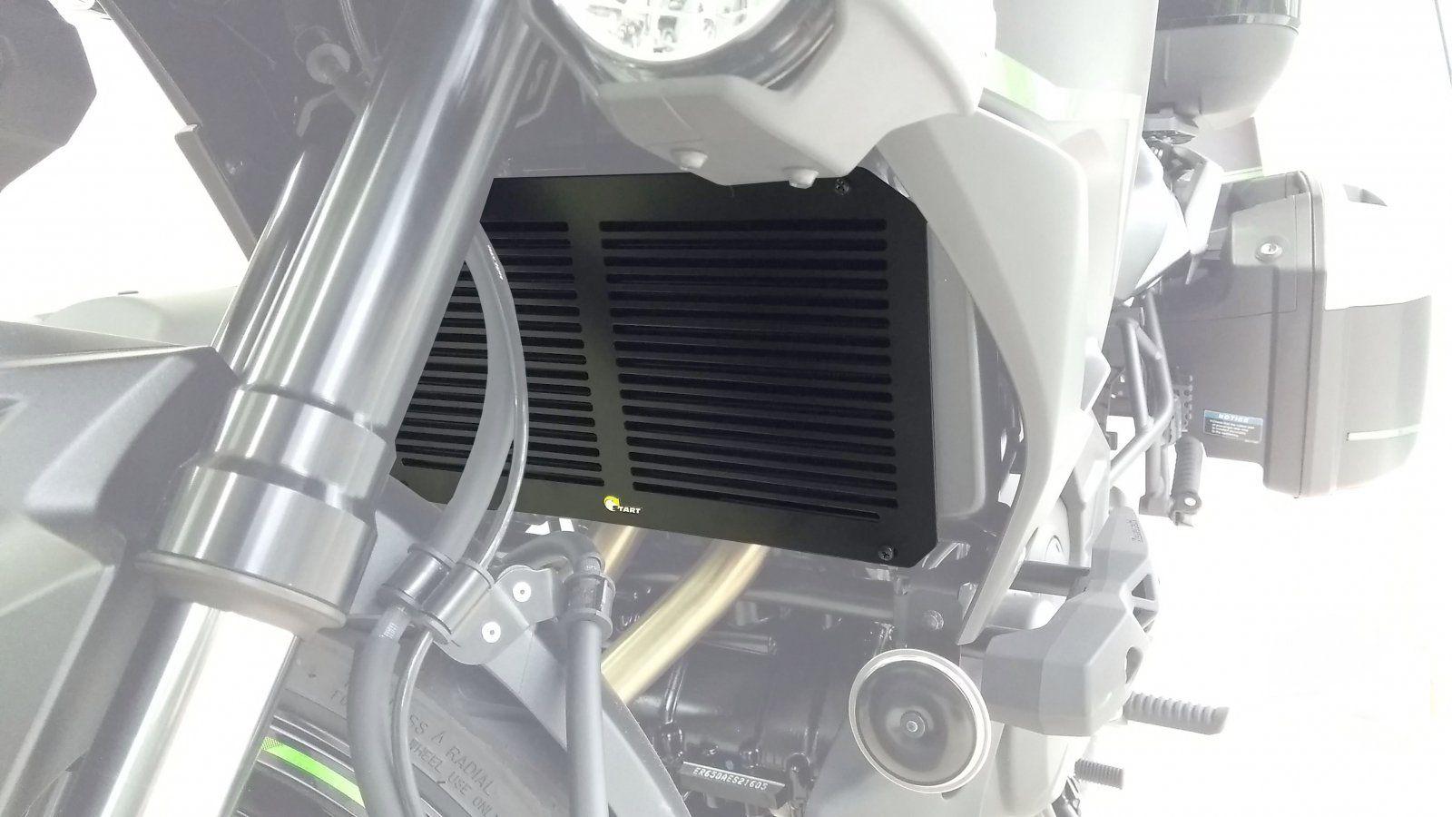S218 Protetor De Radiador Kawasaki Versys 650