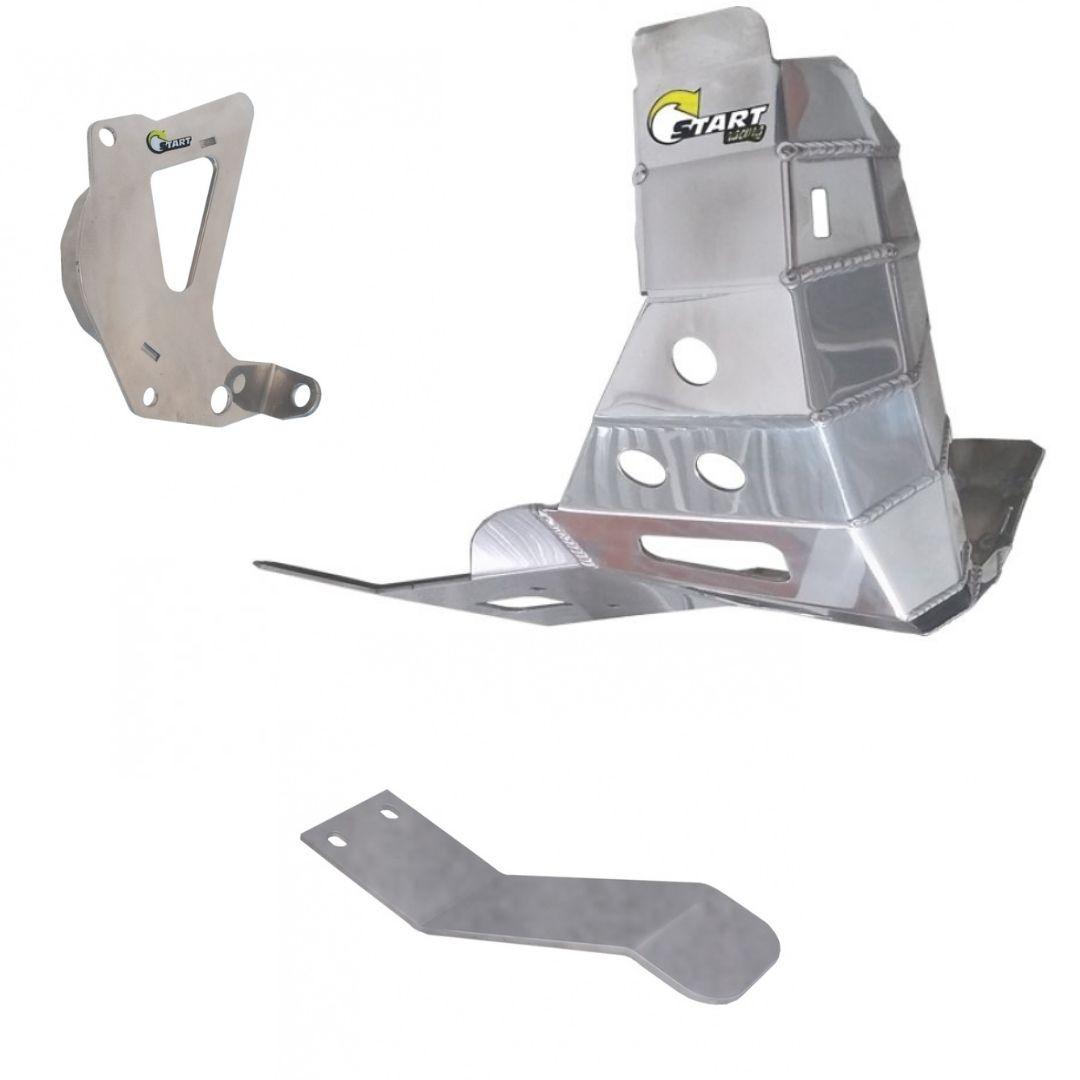 S442+348+434 Protetor De Motor / Link Balança / Pinhão Mxf 250ts 2021