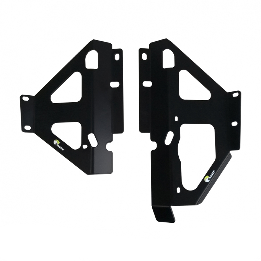 S443 Protetor de radiador KX 250/450X KXF 250/450