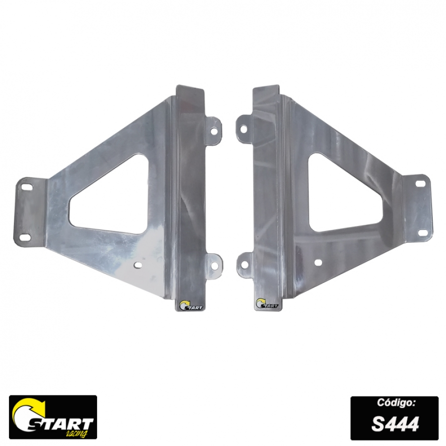 S444 Protetor de radiador CRF 450R