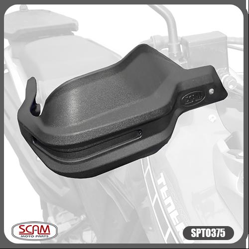 Scam Spto375 Protetor De Mão Yamaha Tenere250