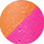 Laranja/Pink