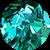 Diamante Azul Turquesa