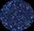 Glitter Azul Escuro