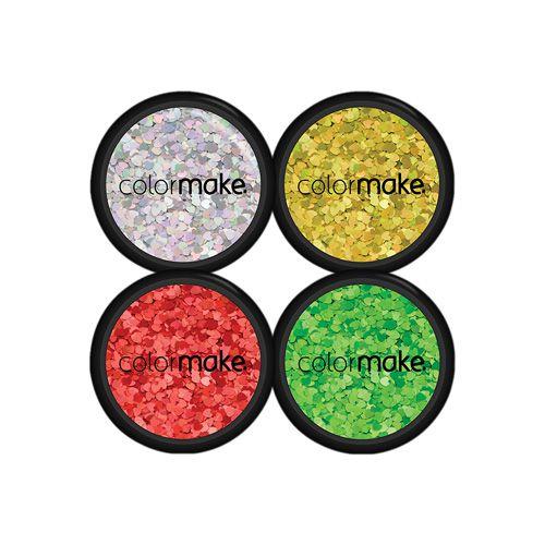 Glitter Shine Formatos - Coração