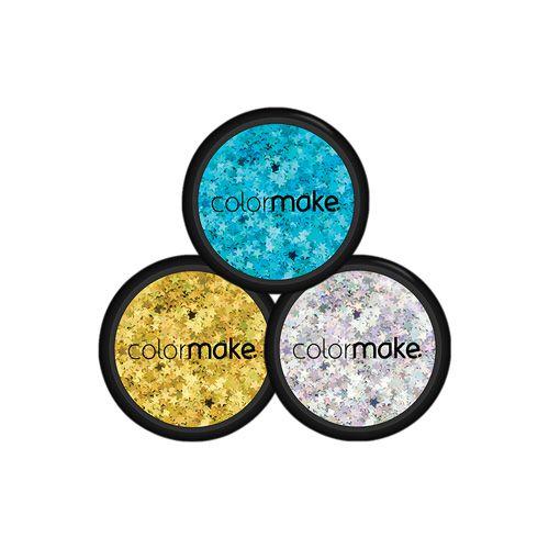 Glitter Shine Formatos - Estrela
