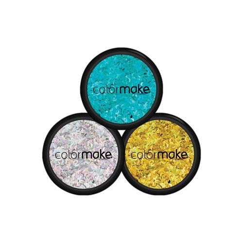 Glitter Shine Formatos - Meia Lua