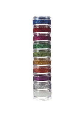 Kit Glitter Cremoso com 10 cores