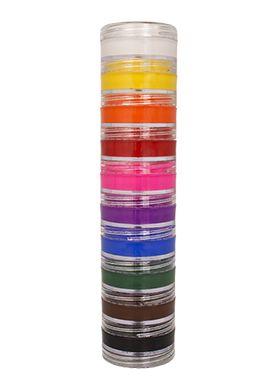 Kit Tinta Cremosa 10 cores