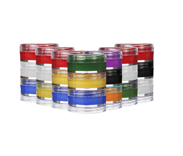 Kit Tinta Cremosa 3 cores