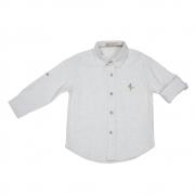 Camisa Linho Manga Longa 493
