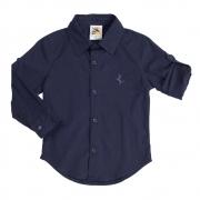 Camisa Lisa Manga Longa 440