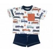 Conjunto Carros Antigos 213300