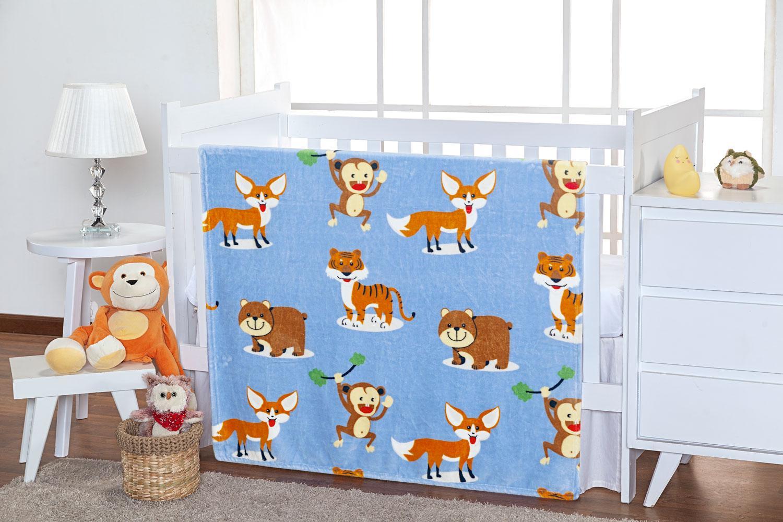 Cobertor Kids Floresta