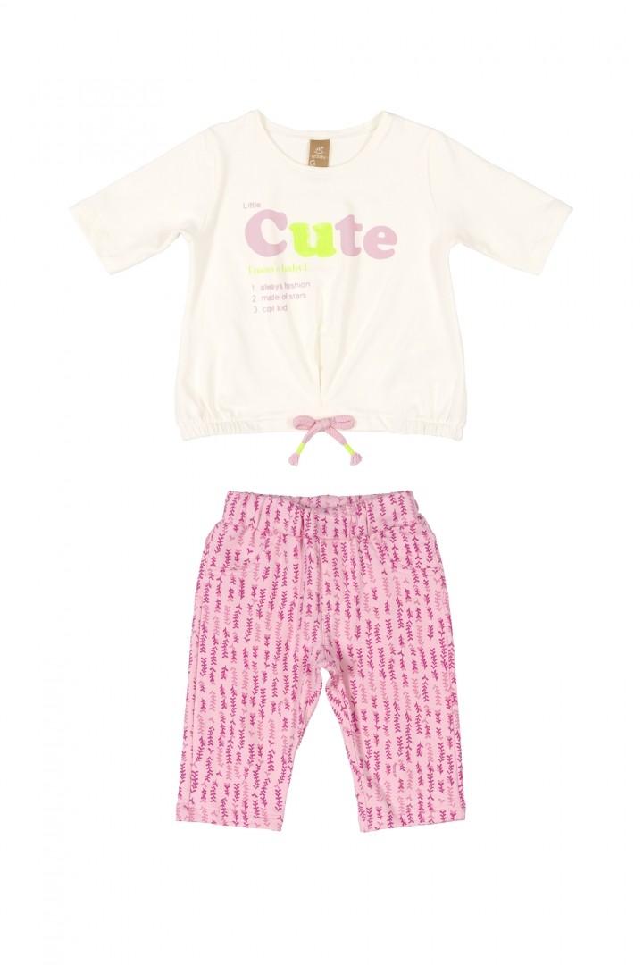 Conjunto Coton Cute 121642740