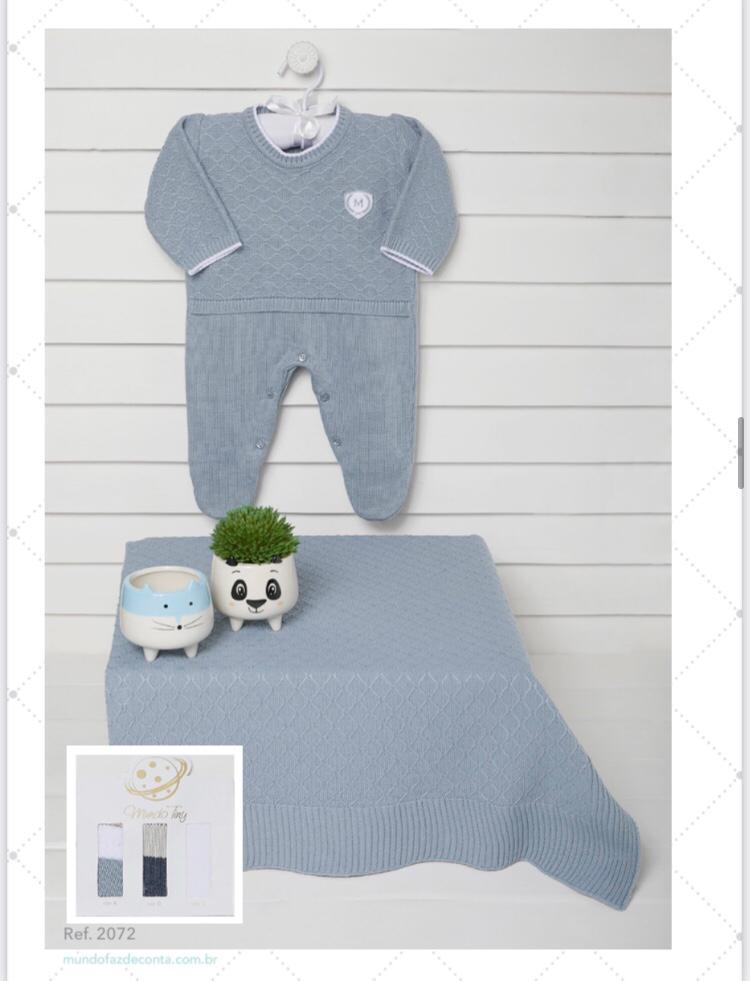 Conjunto Maternidade Fendi 2072
