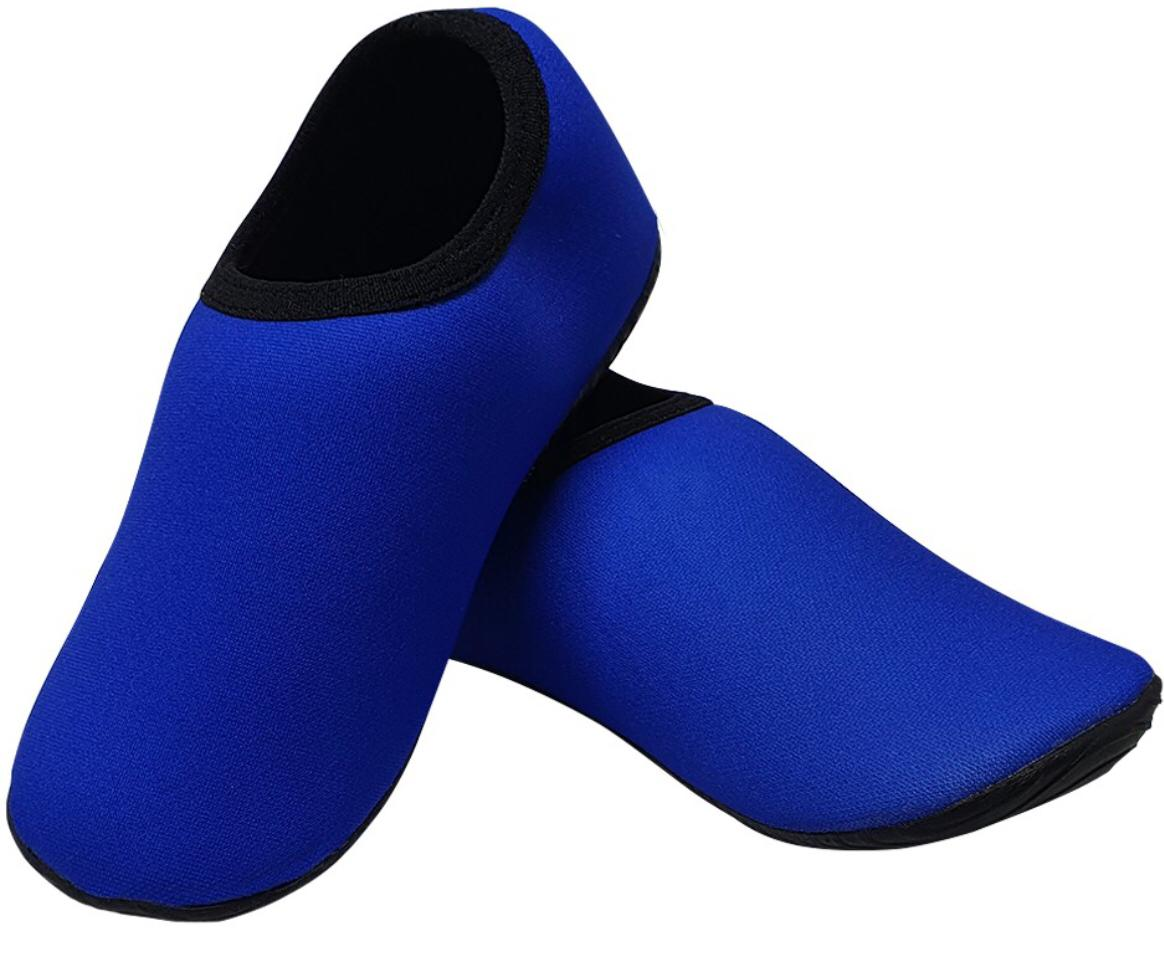 Crep Neo Azul Royal Liso