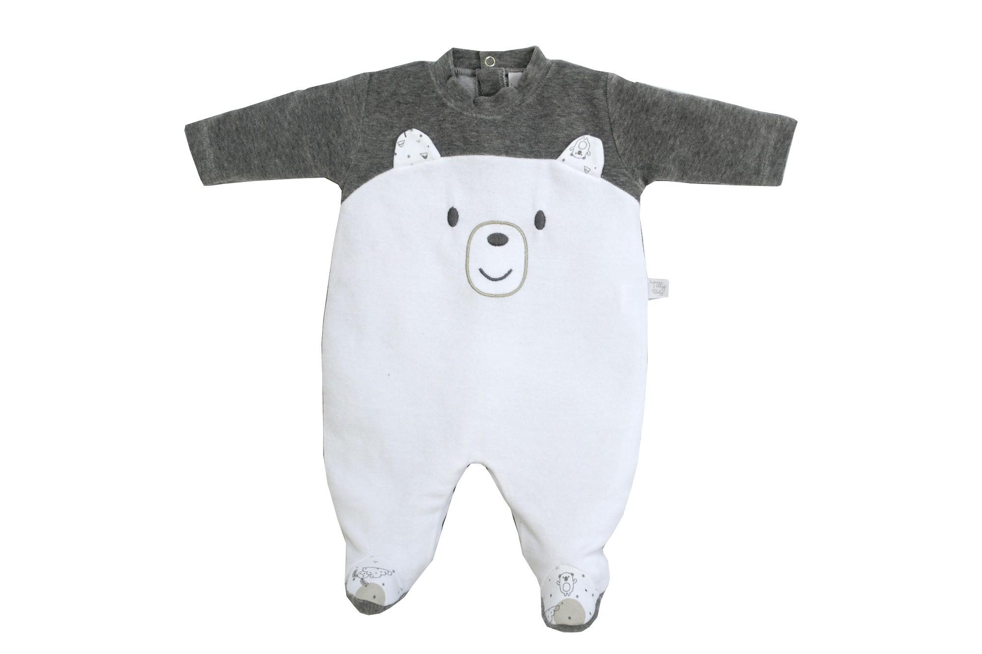 Macacão de Plush Urso Canada
