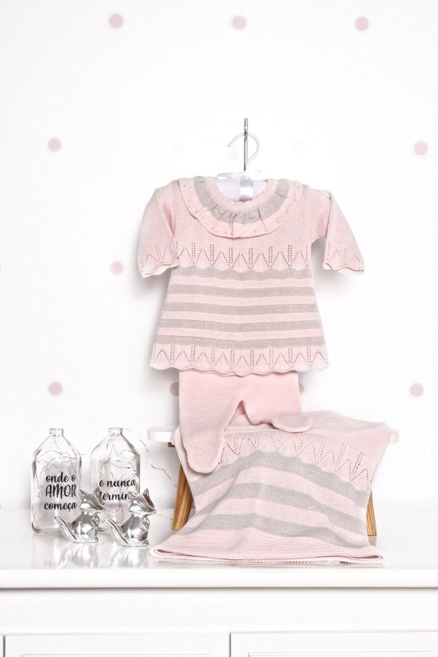 Saída Maternidade Vestido Adorable