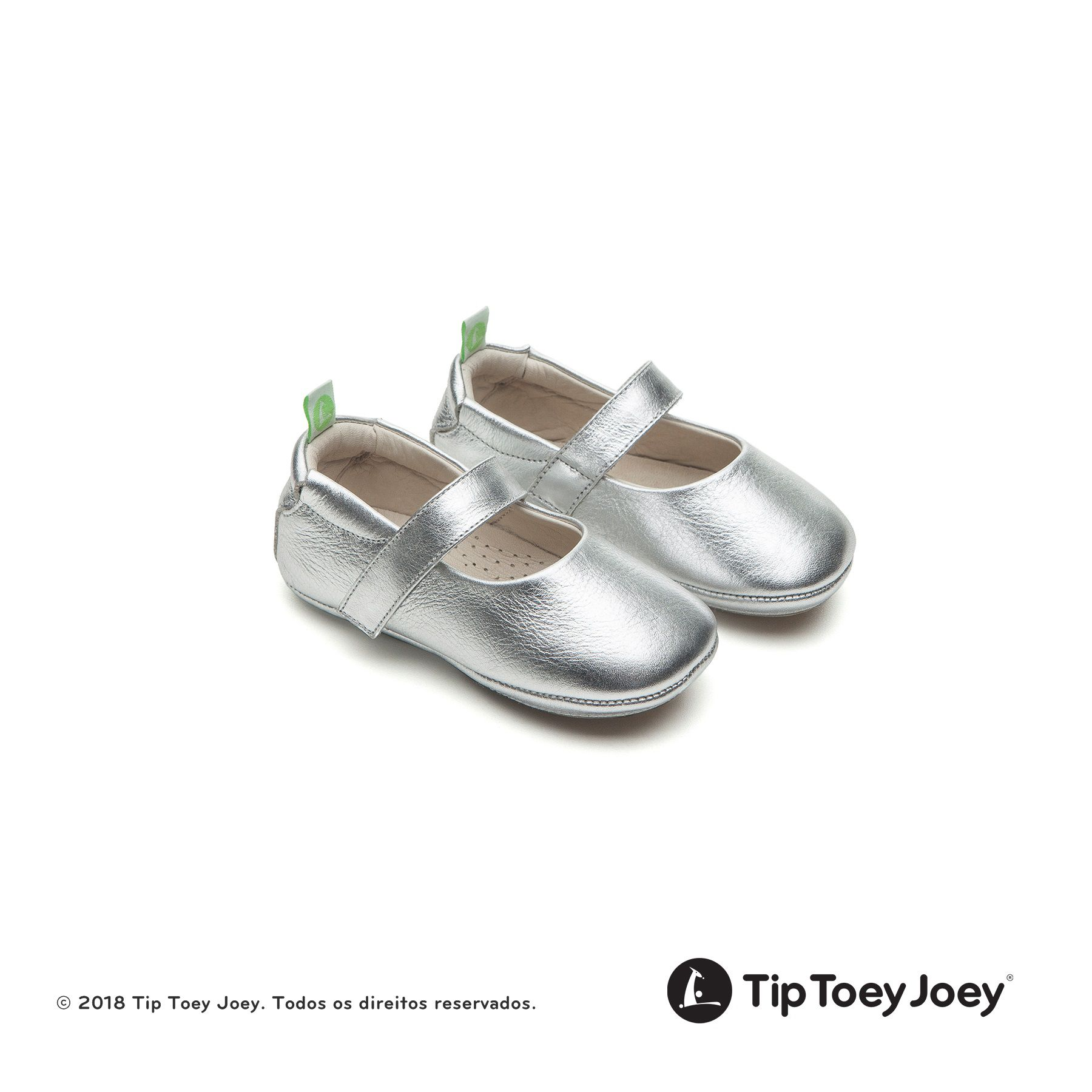 Sapato Boneca Metalizado Dol 2552