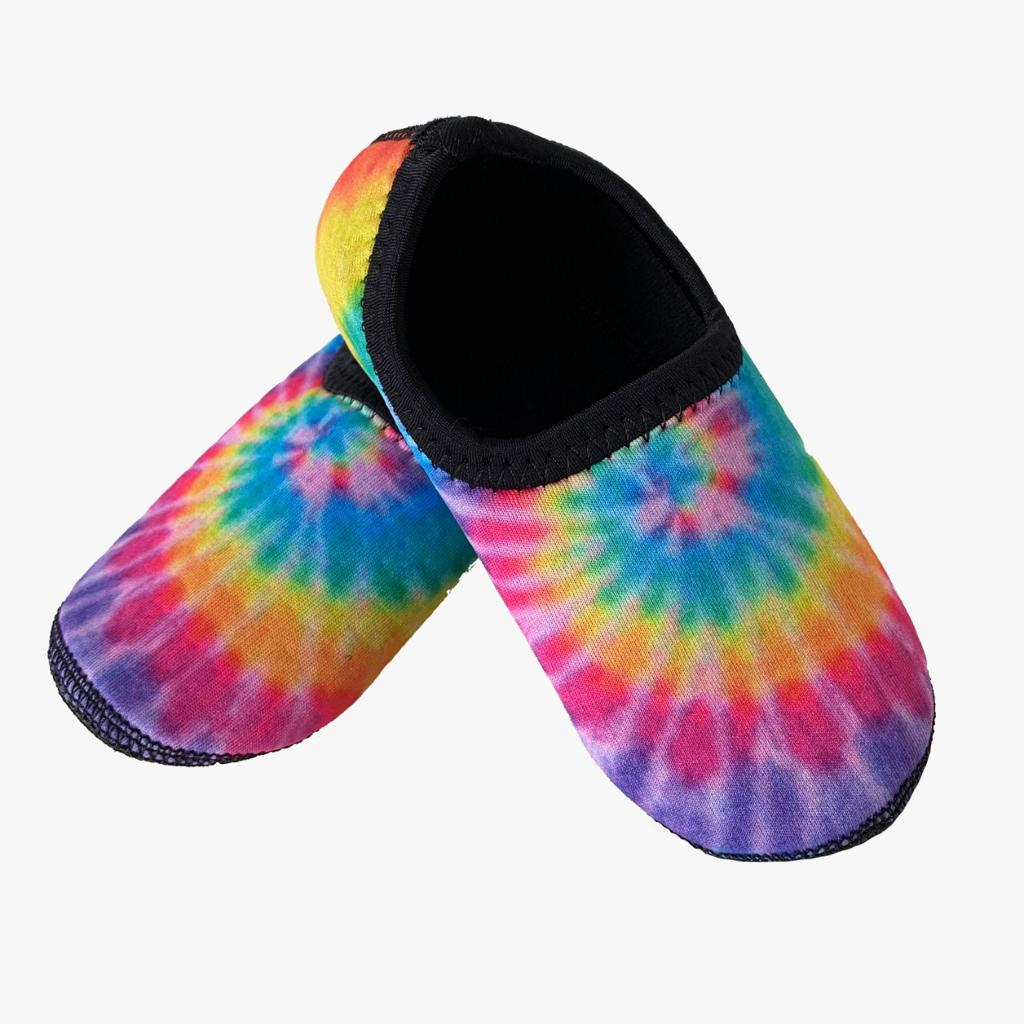 Sapato De Neoprene Ufrog Tie Dye Rosa