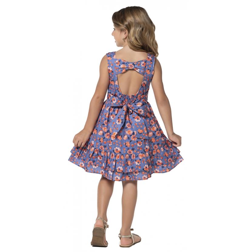 Vestido Florido 325621