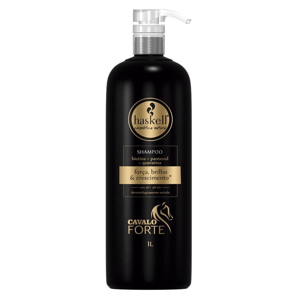 Cavalo Forte, shampoo 1L Haskell