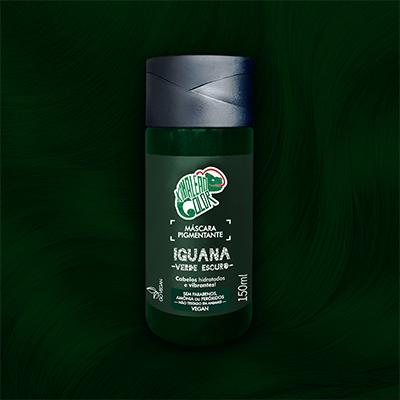 Más. Pigm. Kamaleão Color Iguana - Verde Escuro 150ml